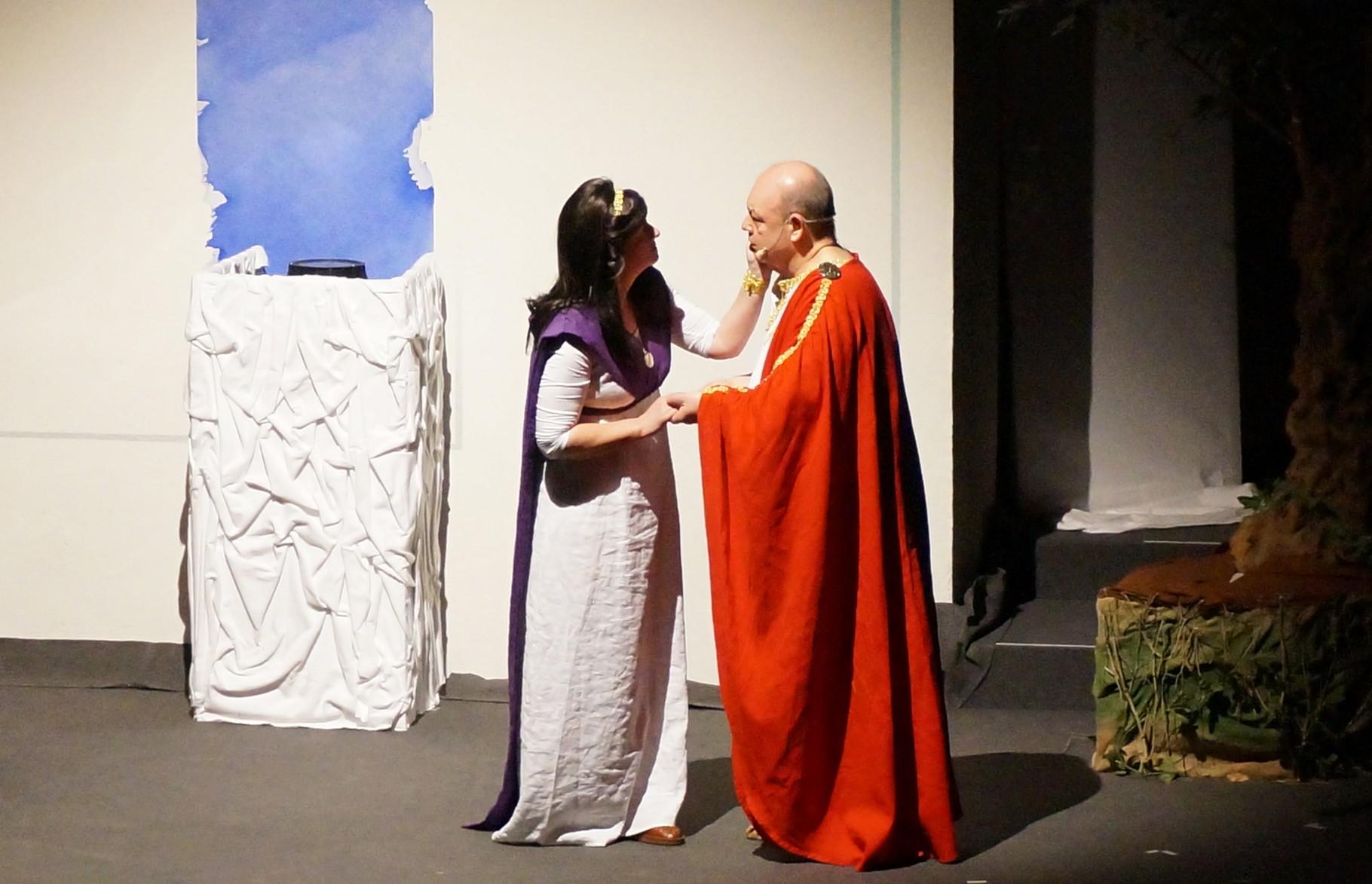 Claudia und Pilatus