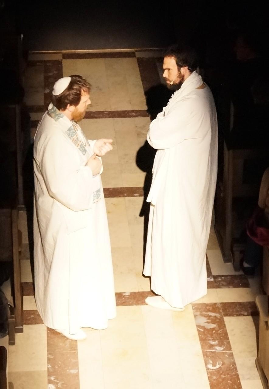 Judas verkauft sich an Zerah