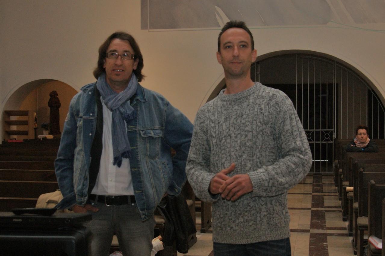 Markus und Ingo