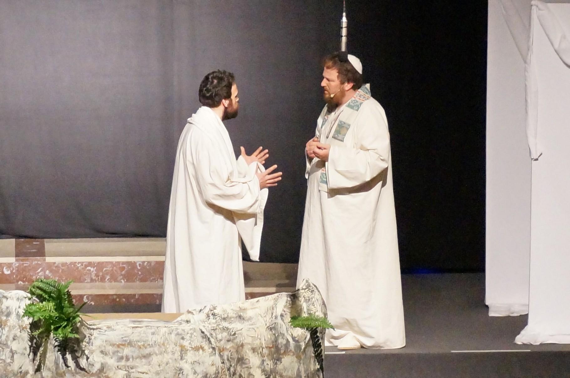 Judas besucht Zerah