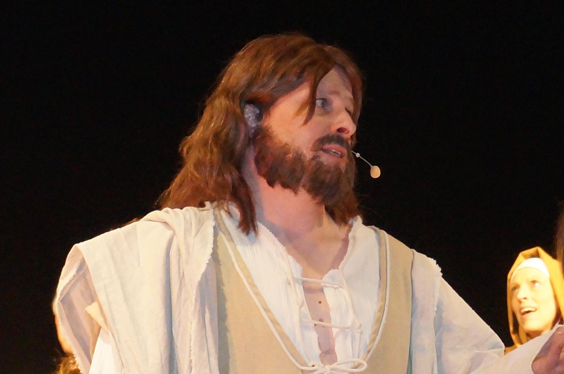 Jesus - Wolfgang Lamminger