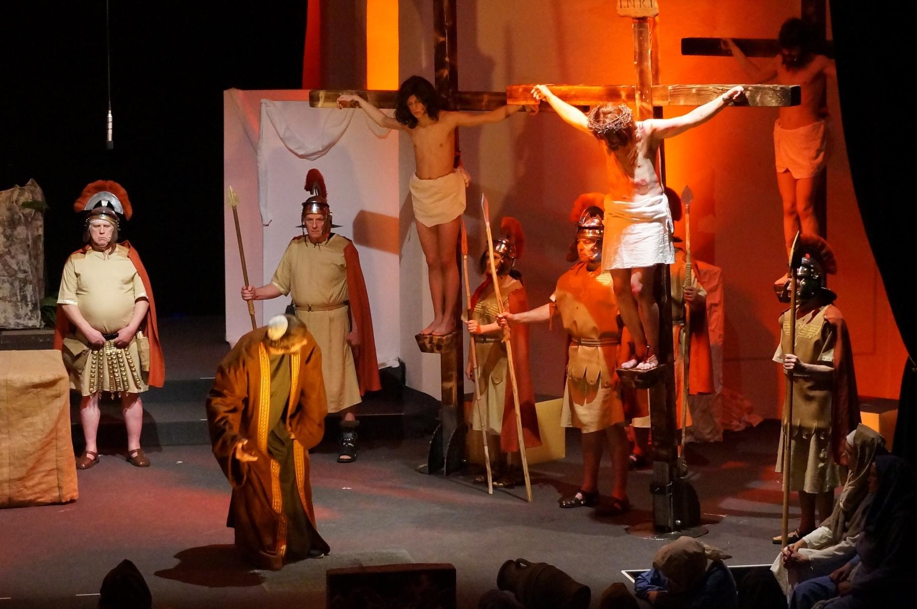 Die Verhöhnung Jesu