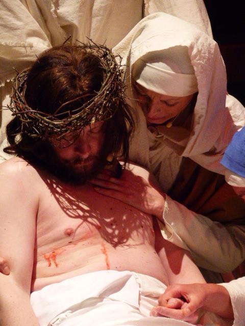 Jesus und Maria - Ulla Niggemeier-Kaufmann