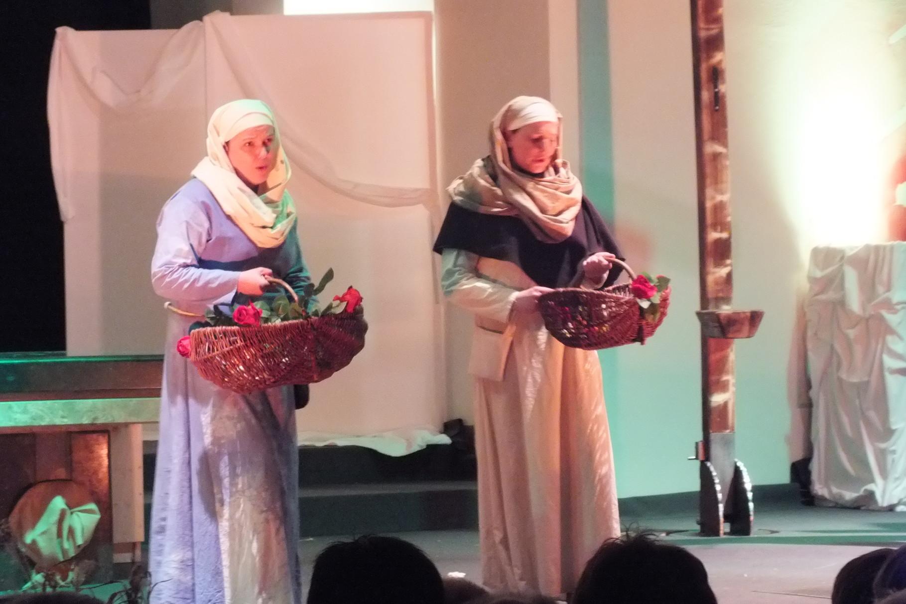 Auferstehung - Gott bewahrt die Hoffnung vor dem Tod - Solo - Claudia Mester und Verena Heuser
