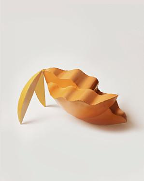 Mandarinenfresser, 54 x 36 x 27 cm,Eisen, 1999