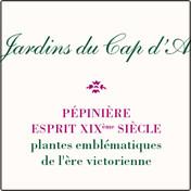 Les Jardins du Cap d'Arbon (identité visuelle, communication et signalétique)