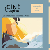 Cinecagire (logo et flyers)