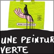 Greenwashing, trop vert pour être vrai (affiches 1 couleur)
