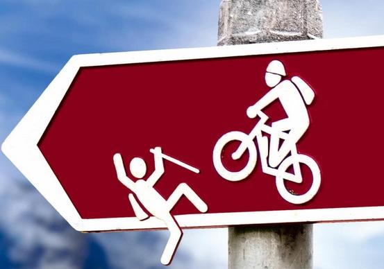 Zoff am Berg, Konflikt zwischen Mountainbikern und Wanderern