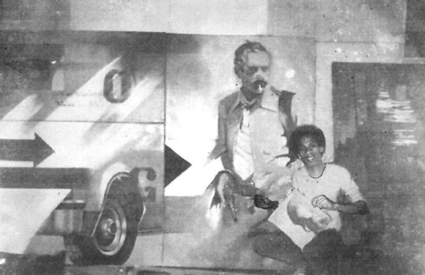 """Obra de Titulación en """"San Alejandro"""", La Habana 1982"""