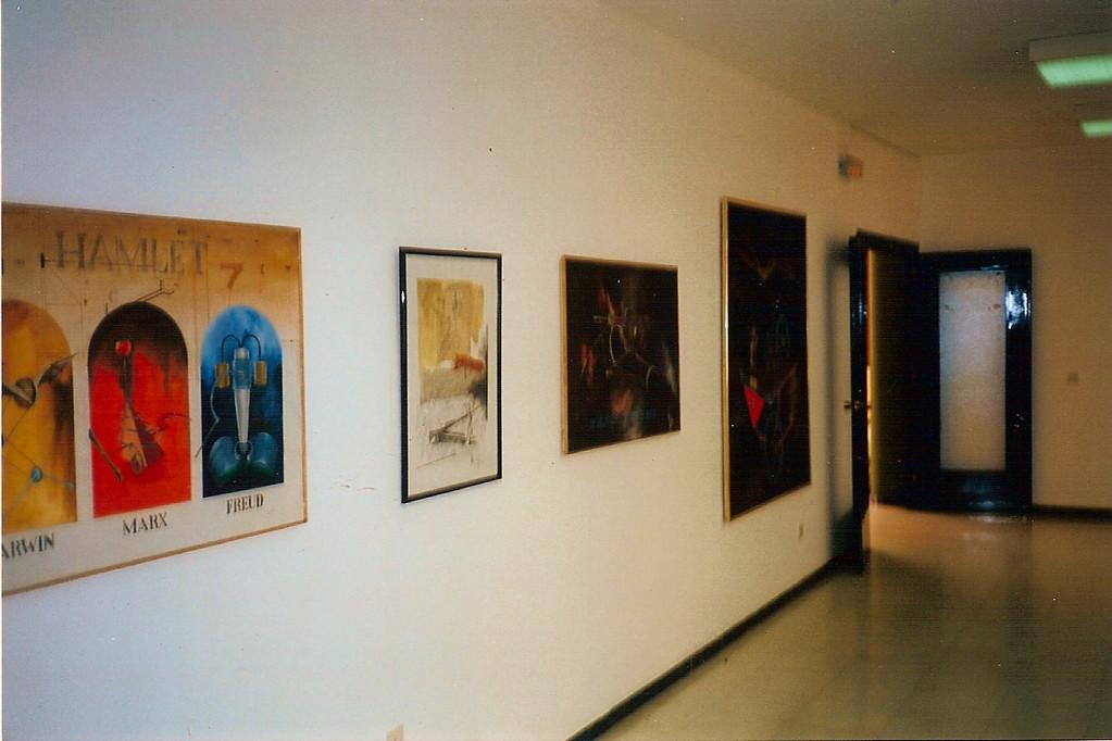 """""""Conexión Atlántica"""" Casa Cuba, Gáldar Gran Canaria 1998"""