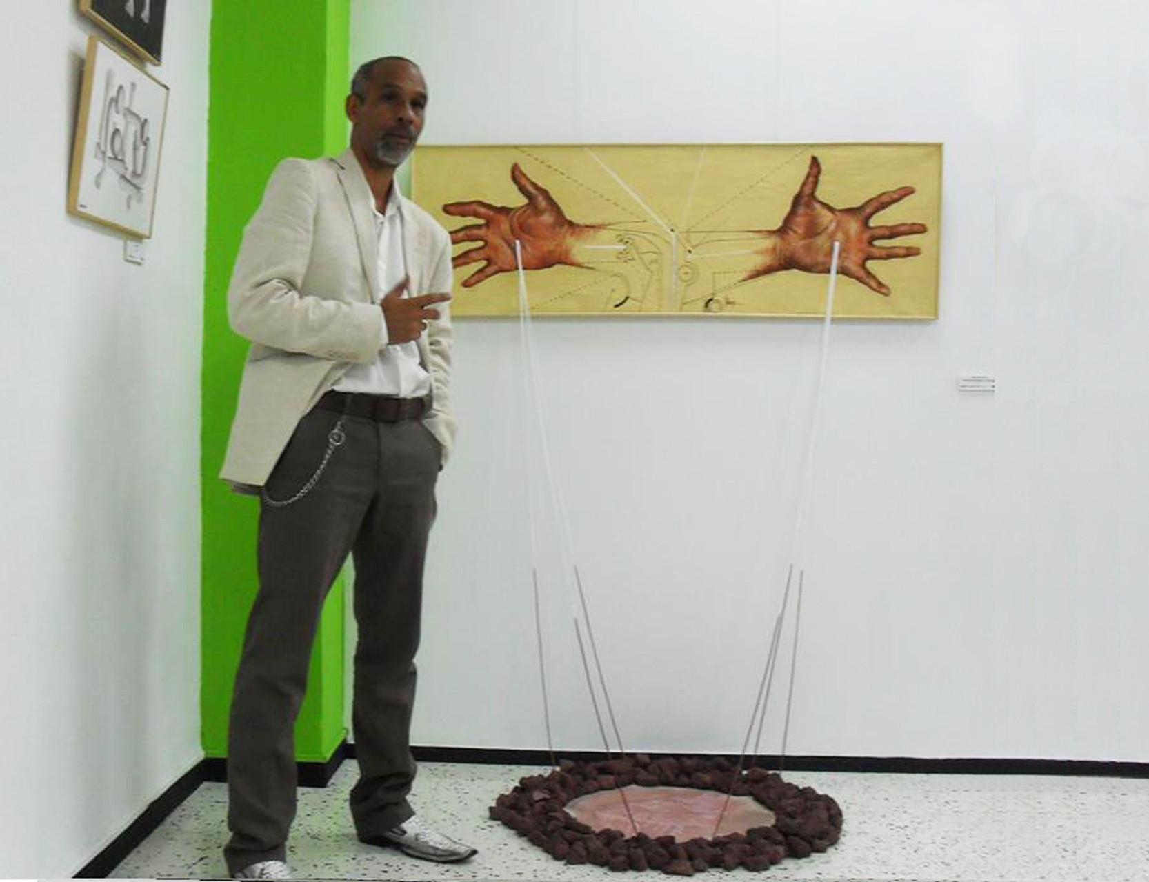 """""""Planificándo el Terreno"""" Instalación. Las Palmas 2012"""