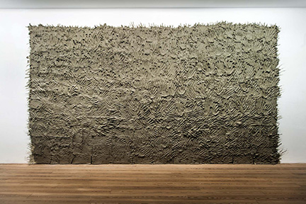 Gianni Pettena, Human Wall (2012/2017/2019)