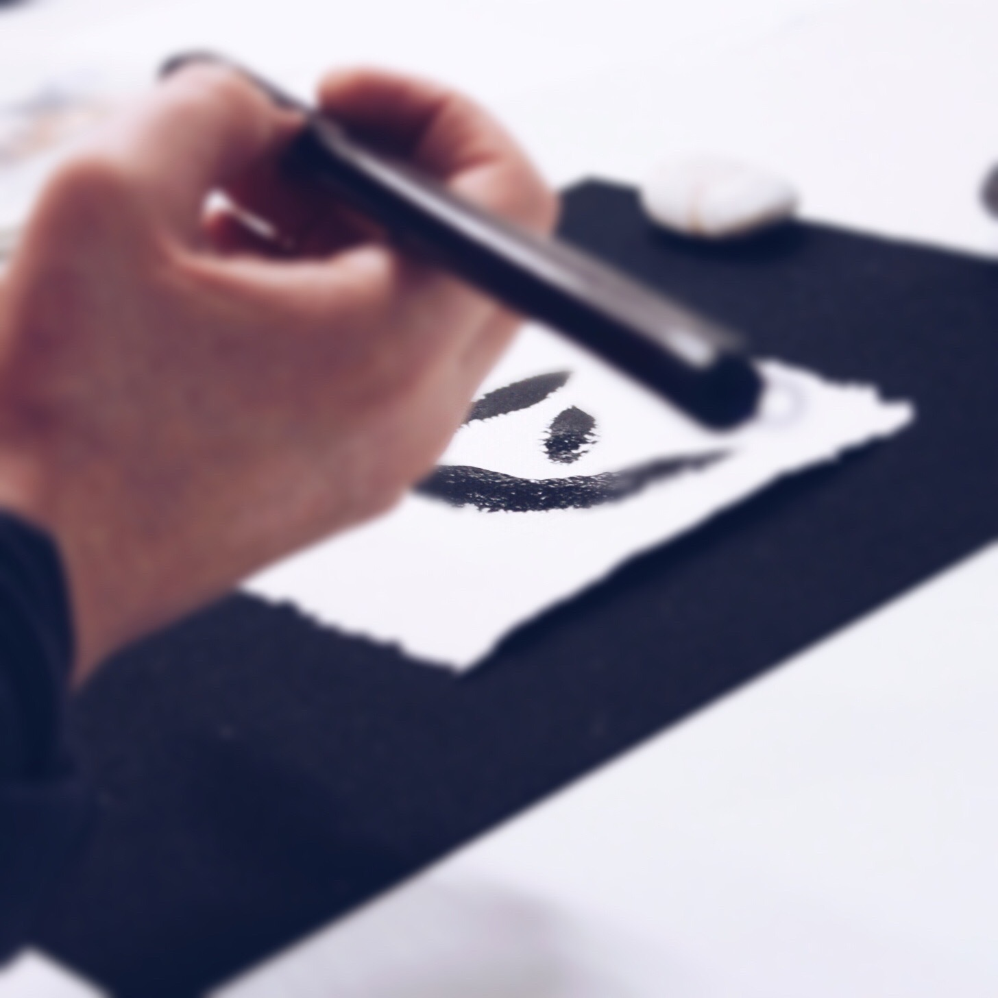 ONLINE Workshop - Art & Spirituality - Japanese Calligraphy as Guided Meditation