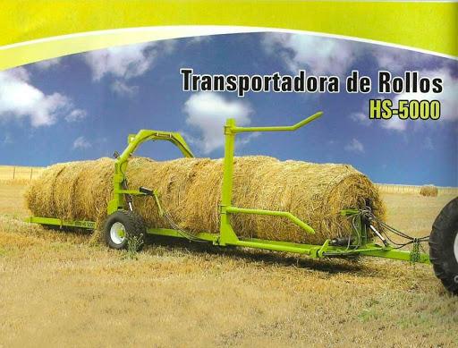 TRANSPORTADOR - JUNTADOR DE 10 ROLLOS SODE