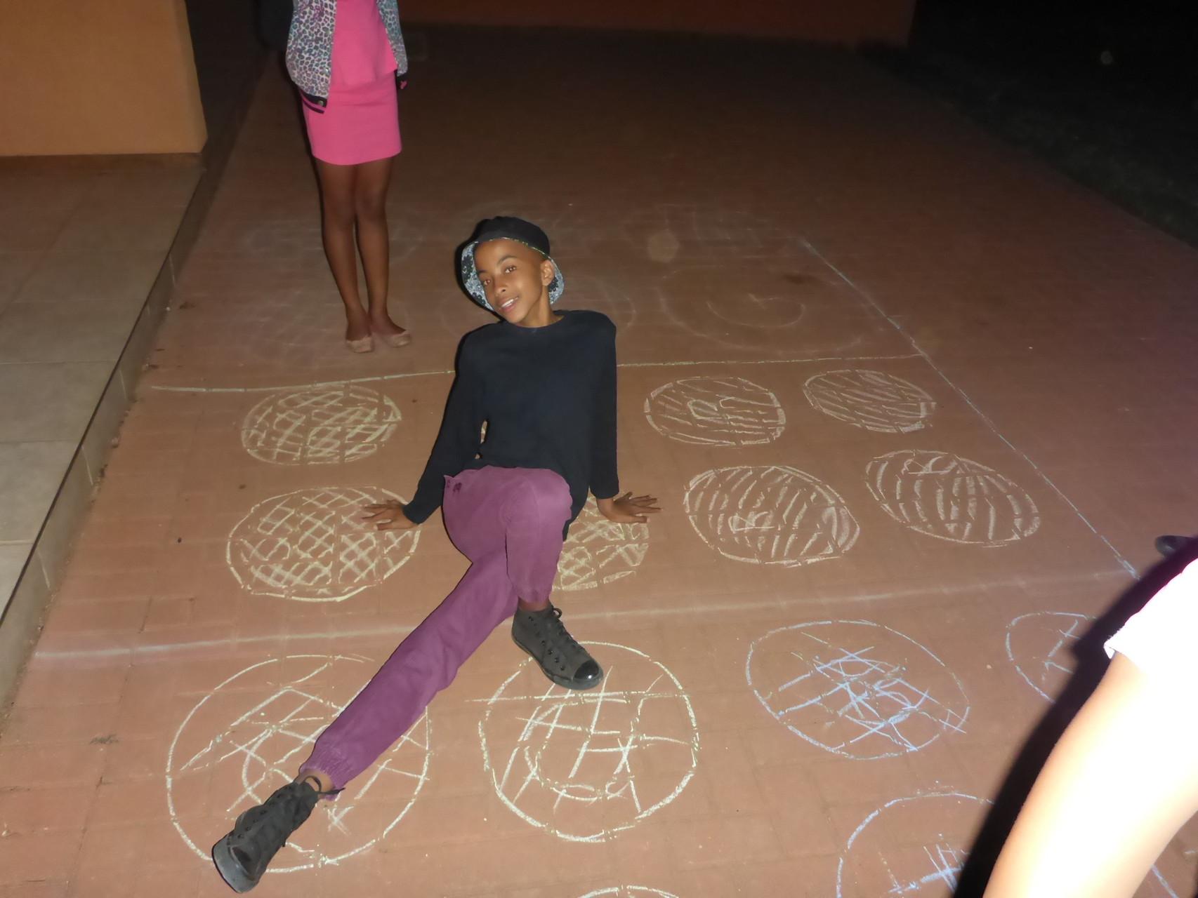 Casino night (Twister)