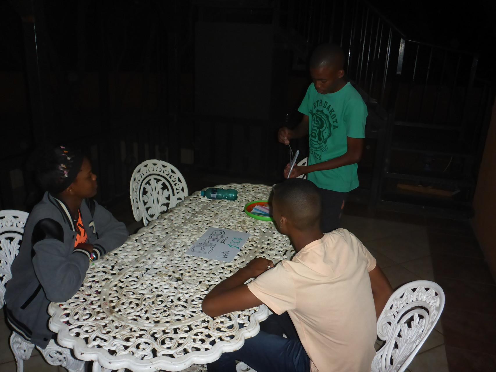 Casino night (Bingo)