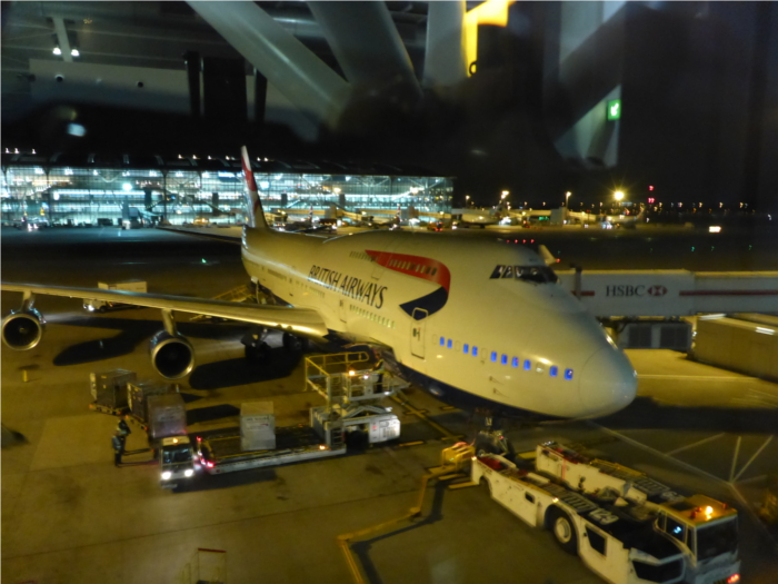 Unsre kleine große Boing 747