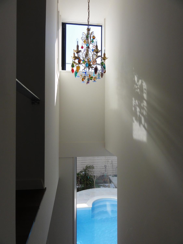 「水と光のある暮らし」吉祥寺のプールハウス