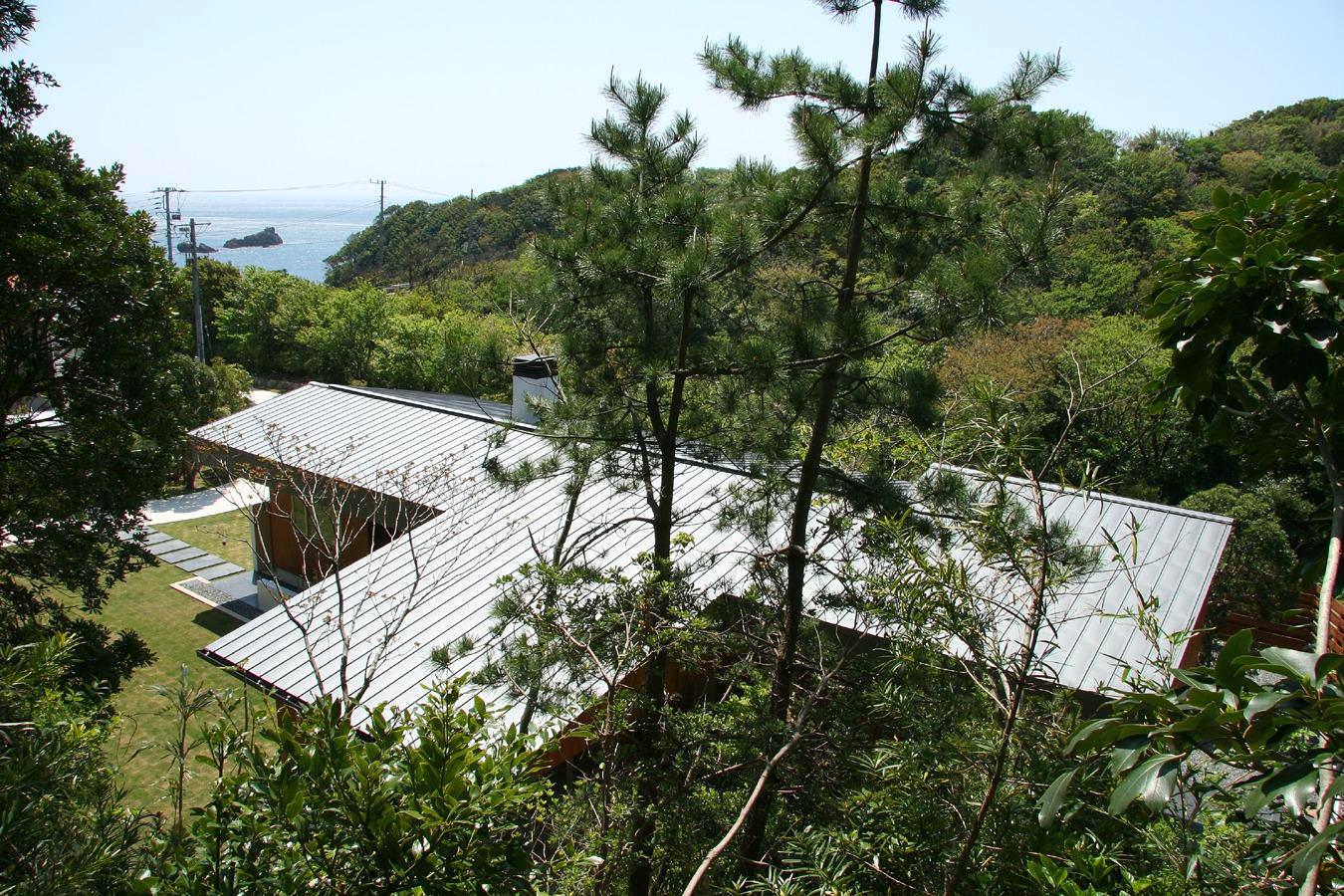 「大自然を招き入れる暮らし」下田のシーハウス