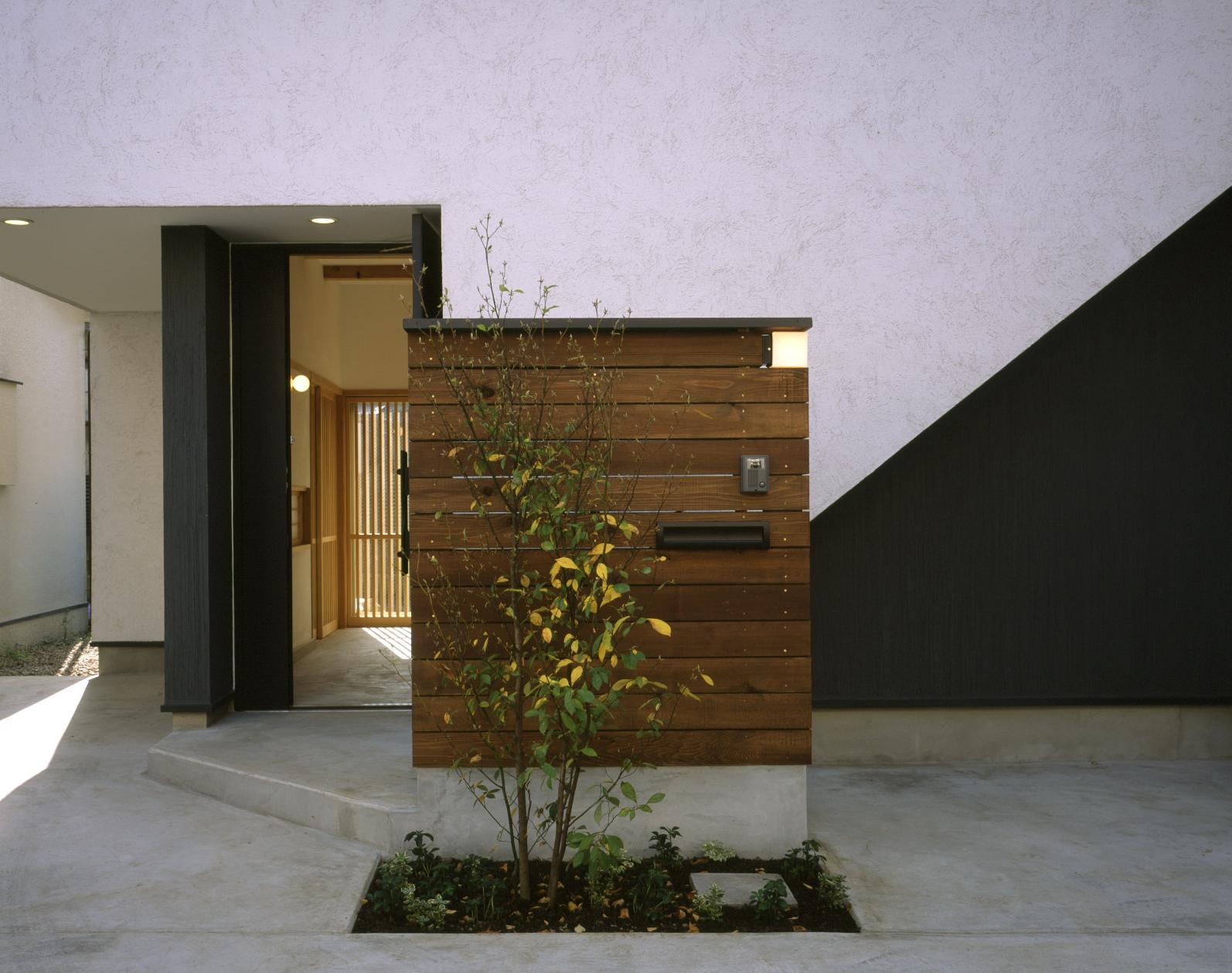 「通り土間のある住まい」亀有の家