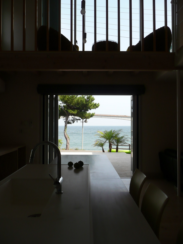 「海と空と美味しいごはん」真鶴の家