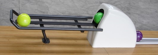 Ball Lift - Ball Rack - Ball Collector Bowling overlane - motor different type color ses-stockach.de bowlingbau.de