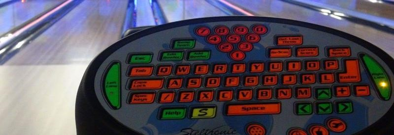 Scoring System Bowling Kegeln DuckPin FivePin MiniBowling String Pinsetter String Pinspotter