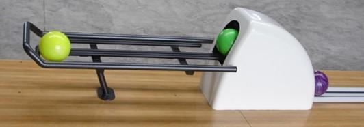 Ball Lift | Ball Heber | Ball Rack | Overlane-Underground StringPin StringPinsetter