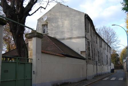 Entrée : Rue marmontel