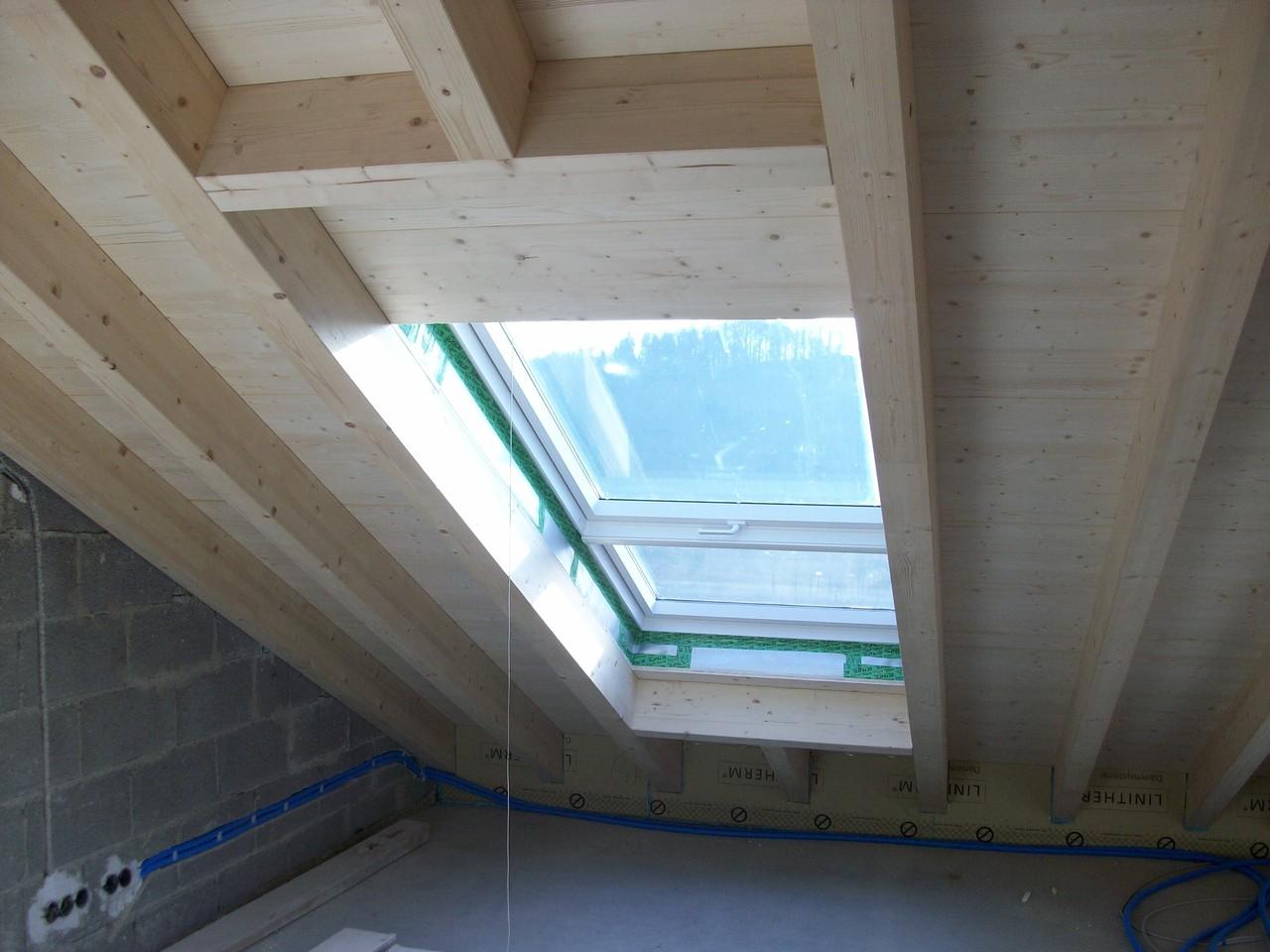 dachflächenfenster (neubau und austausch) - ihre zimmerei in