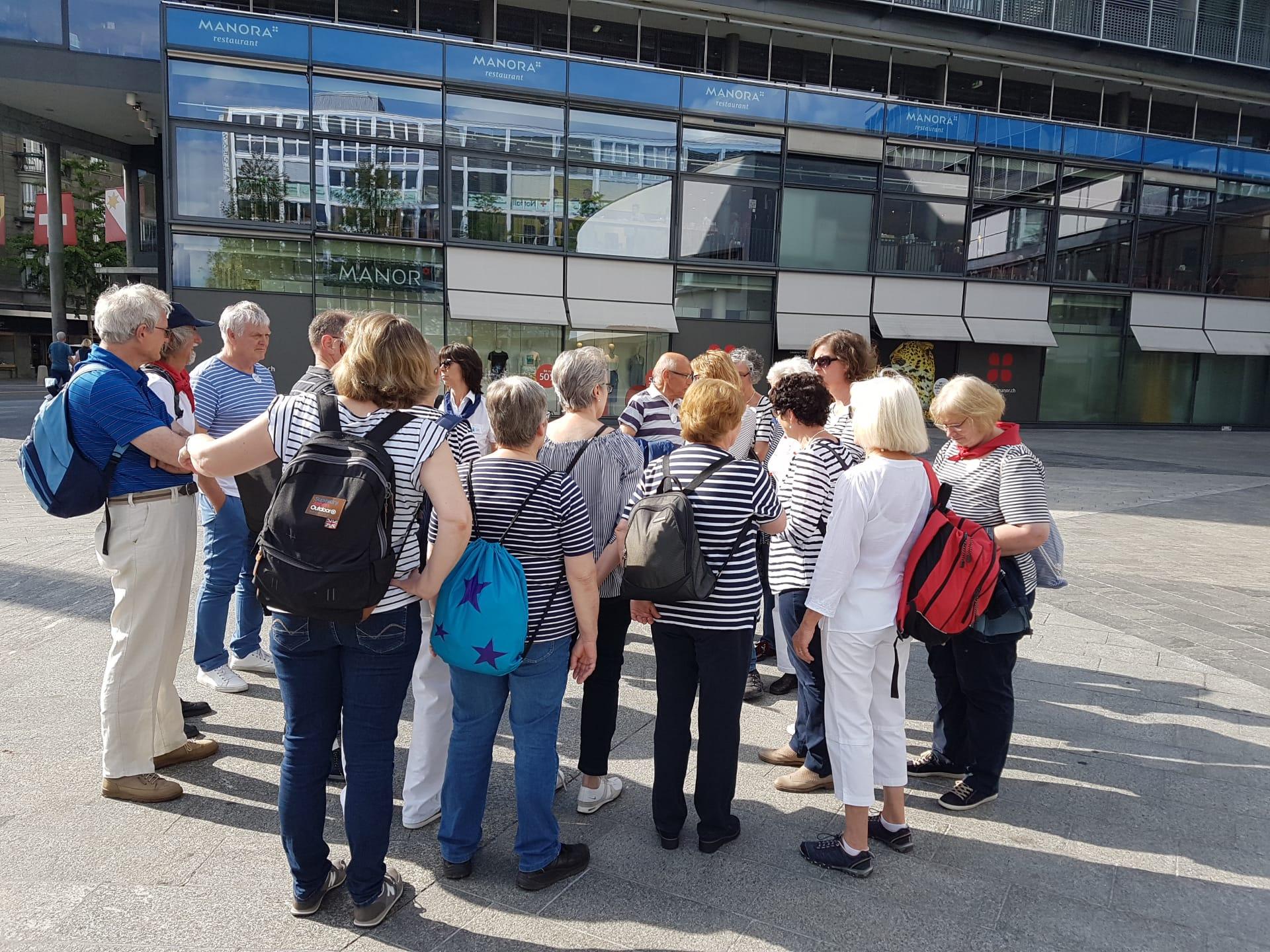 Kulinarische Stadtführung in Thun