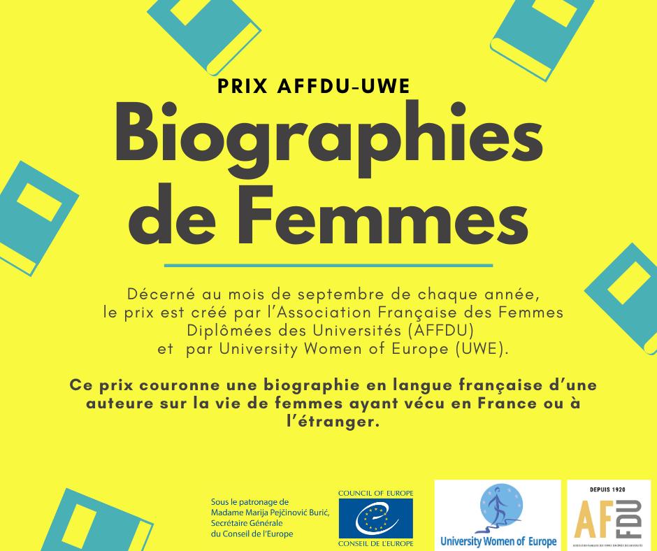 Réunion du jury pour le prix des Biographies de Femmes