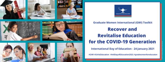 GWI et la Journée mondiale de l'Éducation
