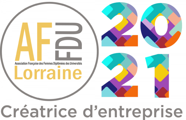 AFFDU Lorraine : Prix des créatrice d'entreprise 2021