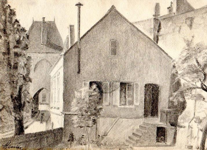 Laon - La Couloire - 1891