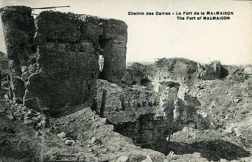 Le fort de la Malmaison