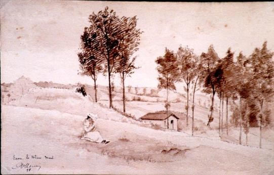 Laon - Le Blanc Mont - 1898