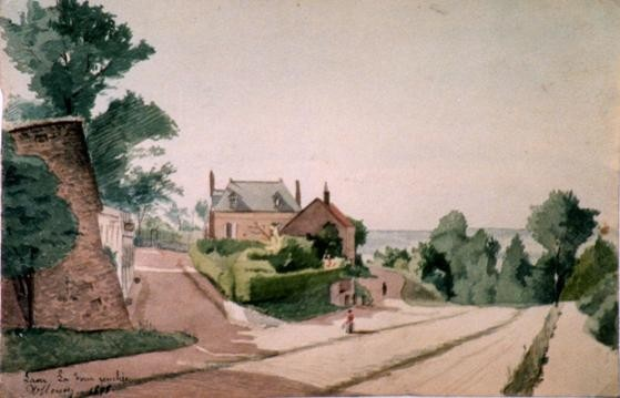 Laon - La Tour Penchée - 1898