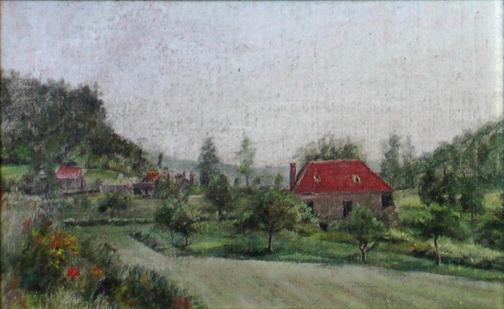 Laon - Dans la Cuve Saint Vincent - 1910