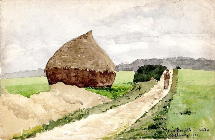 Laon - De Laneuville à Loisy - 1910