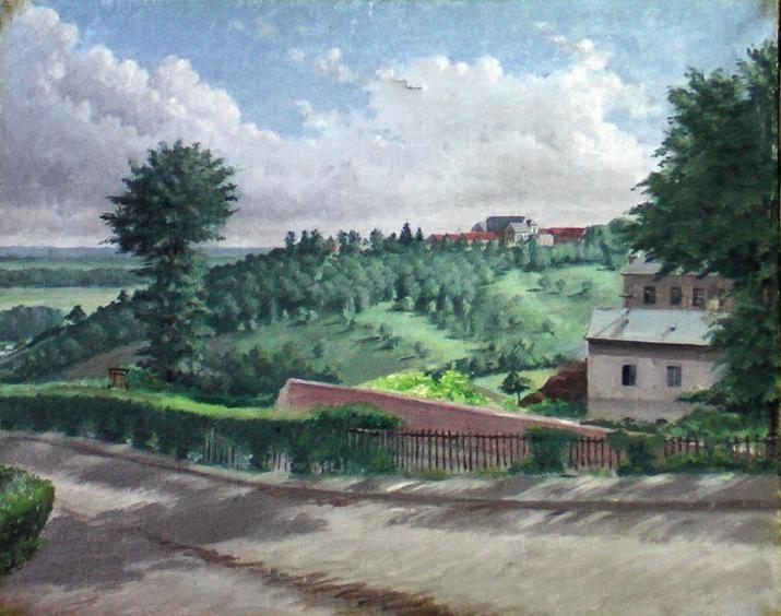 Laon - L'Abbaye et la Cuve Saint Vincent - 1910