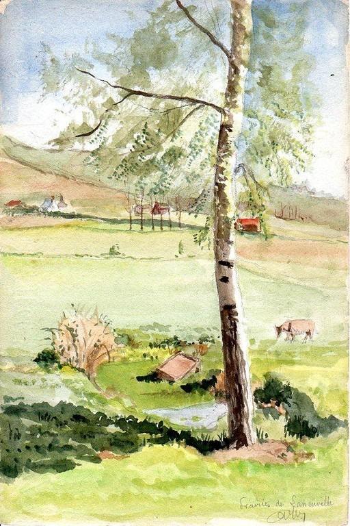 Laon - Prairie de Laneuville - 1902