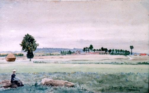 Laon - Ferme d'Avin - 1901
