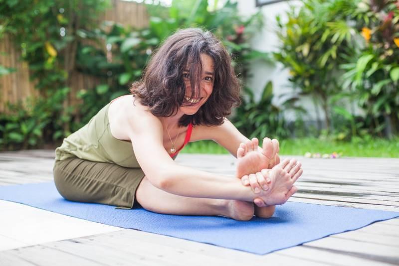 ein Aspekt im Yoga ist Pratyahara; die Sinne nach Innen zu ziehen. Dies scheint gerade nicht der Fall zu sein