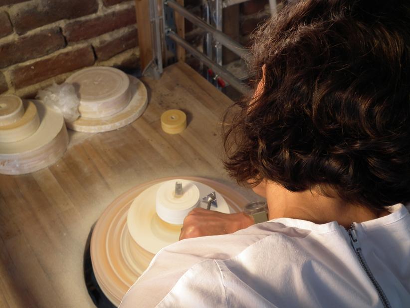 Wie wird Porzellan hergestellt?