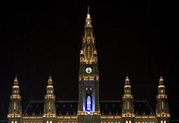 Unvergleichbar; Wien bei Nacht!