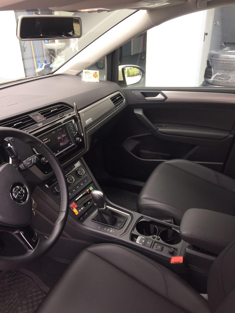 VW Touran, vielseitig und wendig!