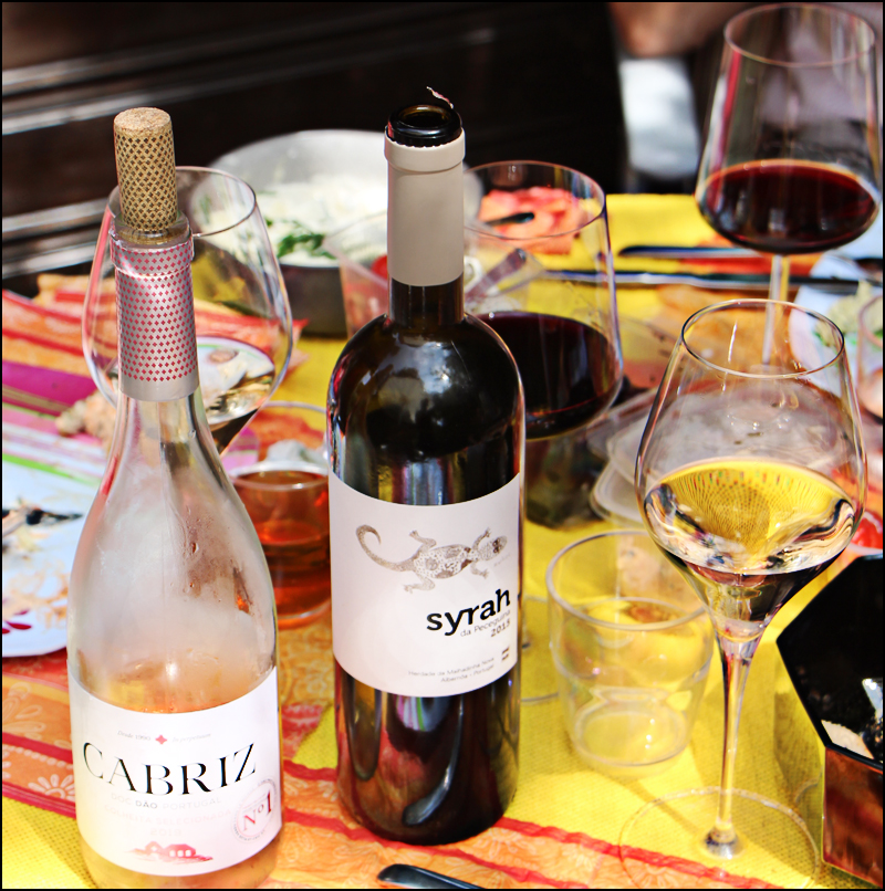 BBQ (what wine to choose)