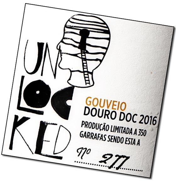 Portal Unlocked Gouveio DOC Douro 2016